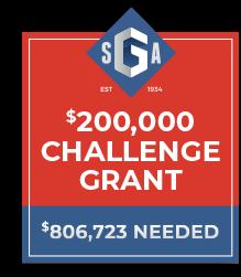 $200,000 CHALLENGE GRANT