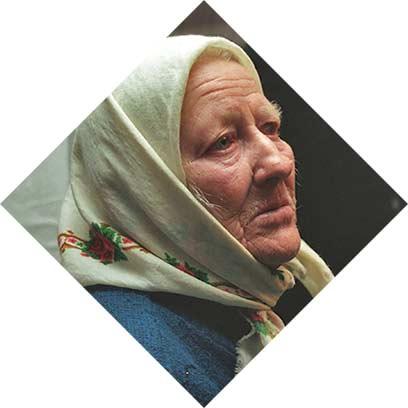 Forgotten Woman