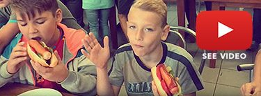 Summer Camp: Orphans Taste That the Lord Is Good!