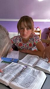Summer Camp Bibles