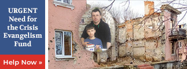 The People of Eastern Ukraine Continue to Endure the Trauma of War