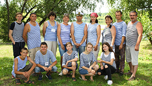 1904 Sga Summer Camp Dorohov Secondary