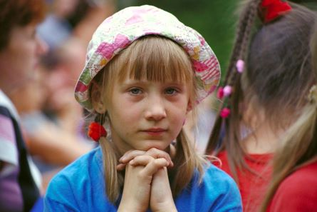 Your gift helps send a child to <br/>life-changing summer camp