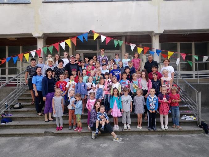 Children's camp.