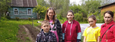 Matvey And His Family