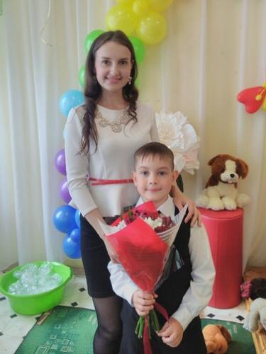 Olga and Maksim