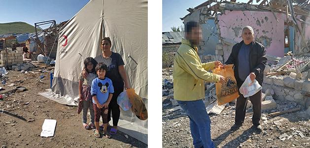 Sga Aid Reaches Refugees In Armenia And Azerbaijan 7