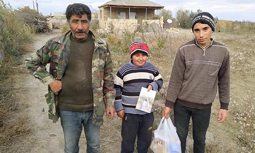 Sga Aid Reaches Refugees In Armenia And Azerbaijan4