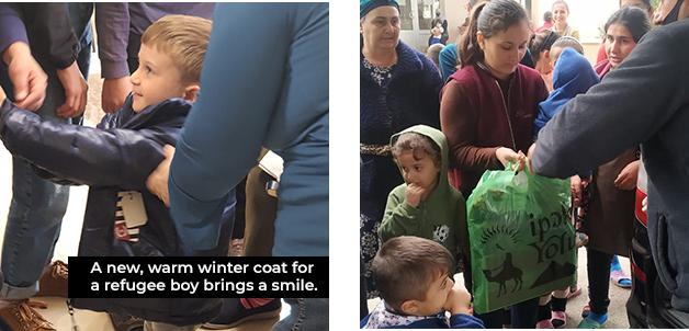 Sga Aid Reaches Refugees In Armenia And Azerbaijan9